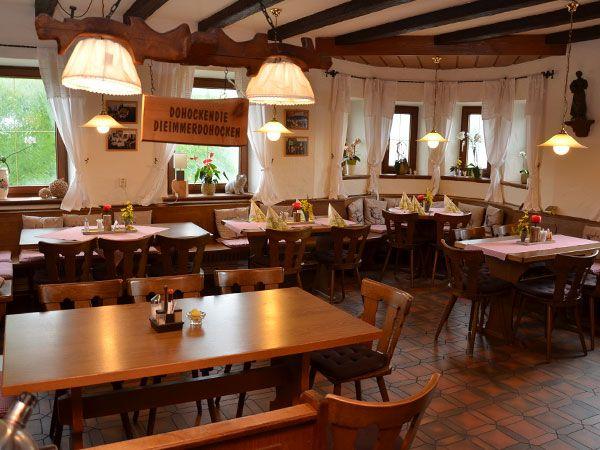 Gasthaus 'Zum Hirsch' Erkersitzgruppe
