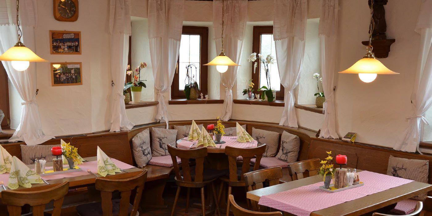 Gasthaus innen
