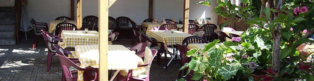 Biergarten Gasthaus